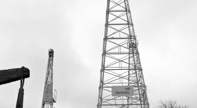 Leveraged Energy ETF Rises Again