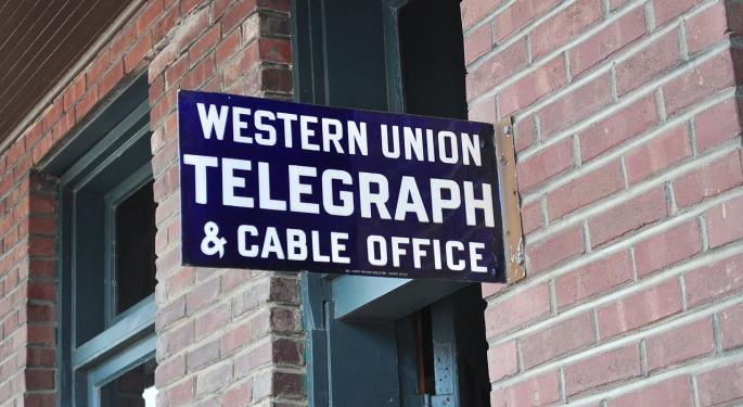 Western Union Faces Macro Headwinds, Guggenheim Says After Q4 Print