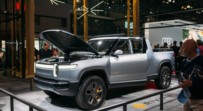 Today's Pickup: Ford Invests $500M In Electric-Vehicle Maker Rivian