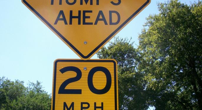 Uber Hits A Series Of Speedbumps This Week