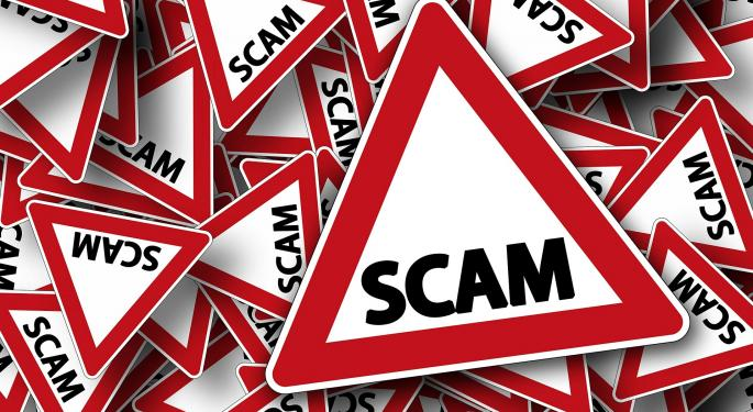 IRS Reveals The Top Tax Scams Of 2018
