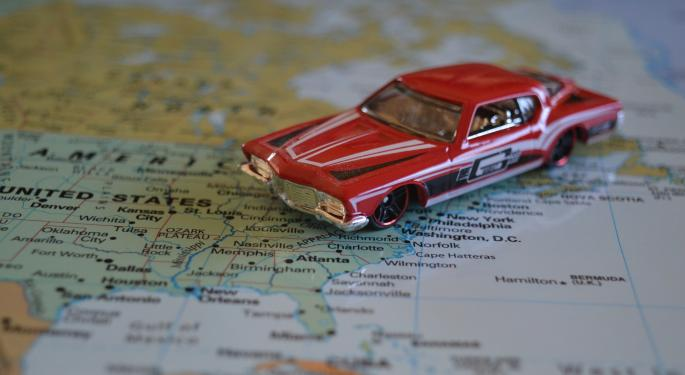 Let's Hit The Road: Low Gas Prices Mean More Road Trips For Americans