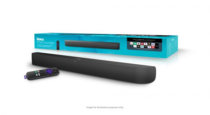 Roku Leverages Recent Momentum With New Line Of Audio Devices