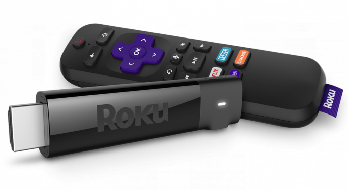 Roku Falls On Morgan Stanley Downgrade, Analyst Thinks Revenue Growth Will Slow In 2020