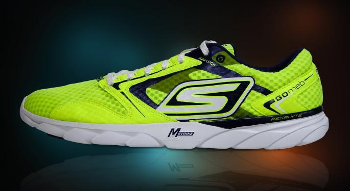 Skechers Downgraded To Neutral At Citigroup Citing Near-Term Business Weakness