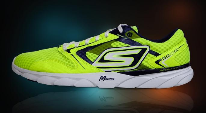 Skechers Overseas Investments Begin To Pay Off; Susquehanna Says Buy The Stock