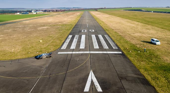 A Light At The End Of The Runway For Delta Air Lines