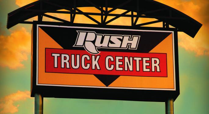 Rush Enterprises Posts Revenue Gain On Strong Used Truck Sales, Aftermarket Business