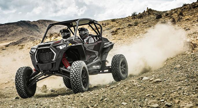 Off-Roaders Are In Buying Mood, BMO Says In Polaris Upgrade