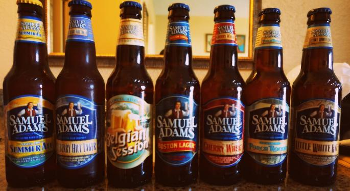 Susquehanna: Boston Beer's Guidance Could Be 'Ambitious'