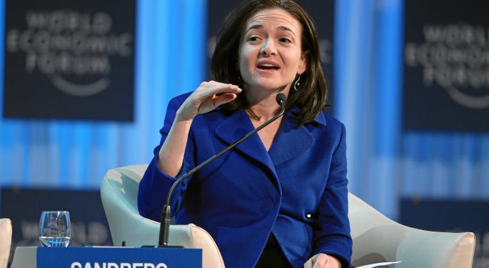 Why Sheryl Sandberg Won't Leave Facebook For Uber