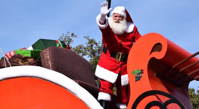 December Outlook: Will Trade Bells Start Ringing As Shopping Season Kicks Off?