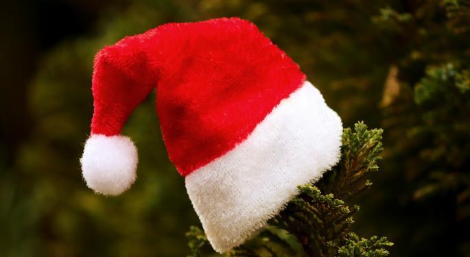 Monday's Market Minute: Santa Claus Rally
