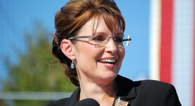 Politics' War On Media Heightens With Palin V. The NYT