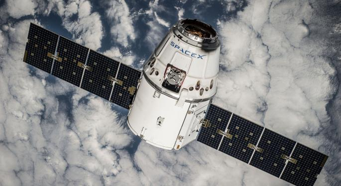 Musk's SpaceX Raises $500M As Valuation Nears $30.5B