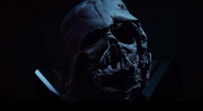 Despite Star Wars Hype, Morgan Stanley Cools On Disney's Stellar Value