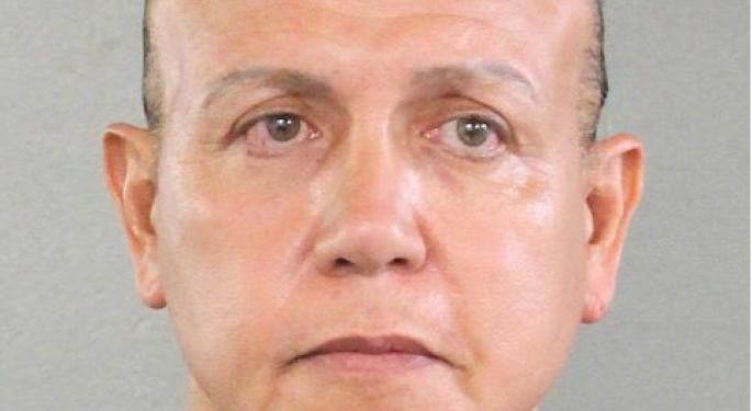 Suspected Mail Bomber Cesar Sayoc: What We Know