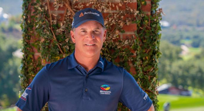 The 'Titleist Of CBD': Pro Golfer Scott McCarron Says CBD Oil Helped Him Win In 2019