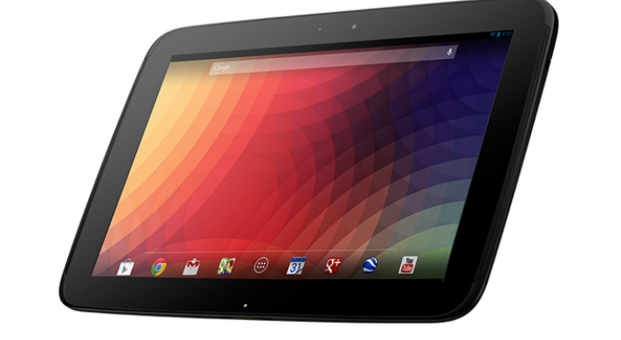 Analyst: Google to Sell Nearly 10 Million Tablets in 2013