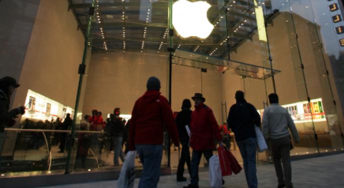 Jeff Gundlach: Apple is Broken, Over-Owned Stock