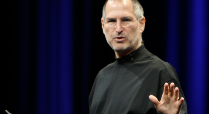 Report: Steve Jobs Wanted To 'Secure A License ASAP' After He Saw This Technology