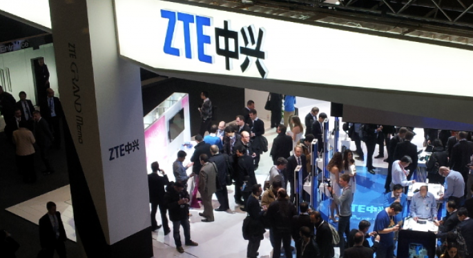 Vringo Is Soaring Over 40% On A Potential ZTE Settlement