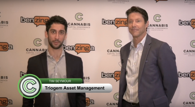 Video: 'Fast Money' Co-Host Tim Seymour Shares Tips To Invest In Marijuana Stocks, ETFs