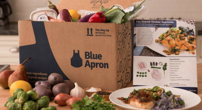 Analysts Find Some Positives In Blue Apron's Q4, But Not Enough To Turn Bullish