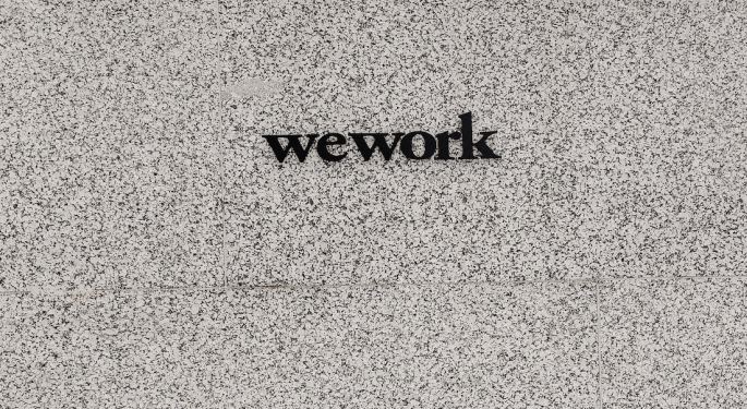WeWork Posts Record Loss In Q3: Report