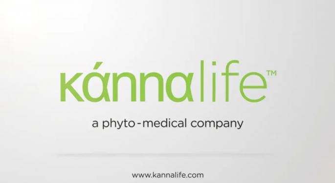 Medical Marijuana Inc. Portfolio Company Kannalife Now Trading On The OTCQB