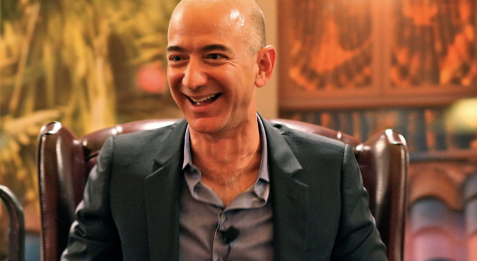 Jeff Bezos Named Businessperson Of The Decade: Global CFOs Survey