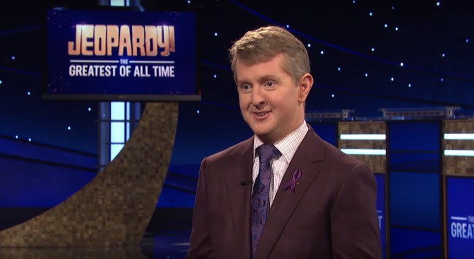 Ken Jennings Wins First Match Of Jeopardy's 'Greatest Of All Time' Series