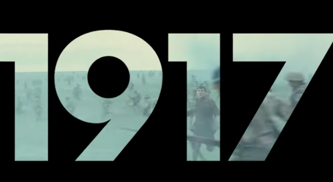 Not So Quiet On The Western Front: WWI Drama '1917' Tops 'Skywalker' At The Box Office