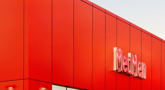 MedMen CEO Adam Bierman Talks Brand Positioning: 'Locking Up The Real Estate'