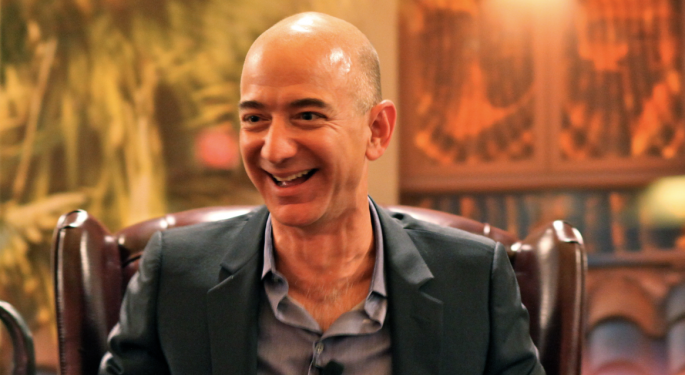 Jeff Bezos Sells $1.8B Worth Of Amazon Stock