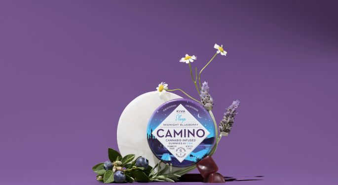 New Cannabis Products: Kiva's Camino CBN Line, Solaris x Cannabis & Culture's Line And A Topical Cream