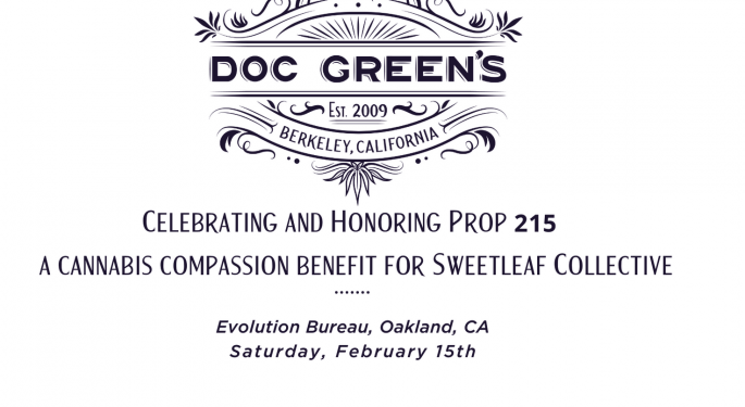 Bay Area Cannabis Community To Host Event To Honor Prop 215 This Saturday