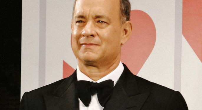 Tom Hanks, Wife Test Positive For Coronavirus During Presley Biopic Shoot