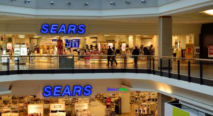 Sears CEO Eddie Lampert Says Using The Word Bankruptcy Is 'Very Unfair For Us'
