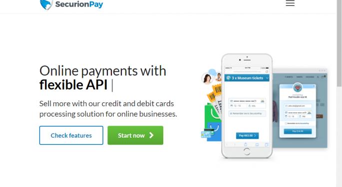 SecurionPay: Payment Platform Increasing Conversion For Online Merchants