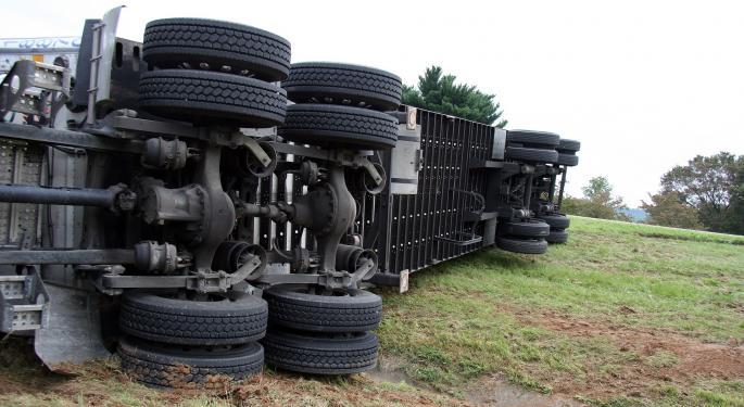 DOWN UNDER TRUCKING: Massive Multi-Vehicle Truck Crash Leaves Two Dead