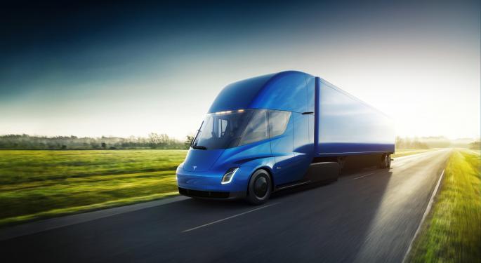 Analyzing The Tesla Semi's Impact