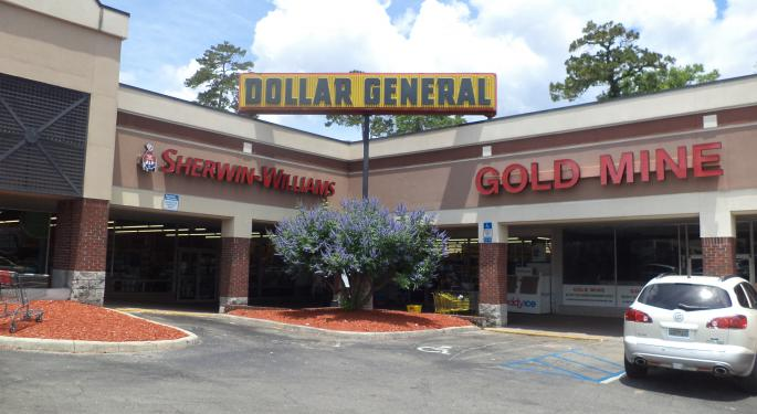 Dollar General Plans To Add 10,000 New Jobs As Same-Store Sales Come Under Pressure