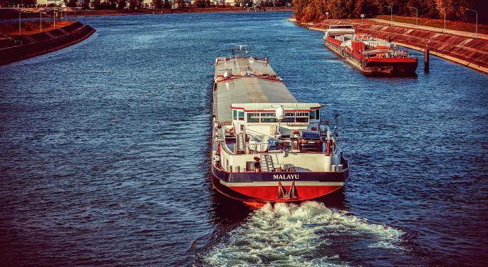 Marine Biofuels Begin To Make Headway In Ocean Shipping