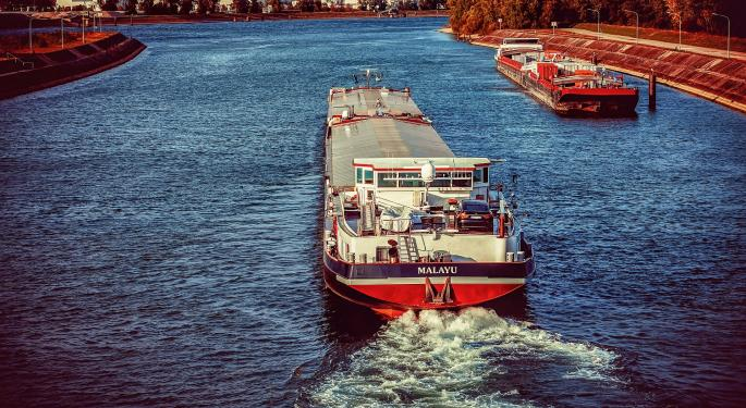 Product-Tanker Shipping's Long And Winding Road