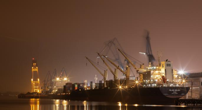 Port Of New Orleans Reopens Following Barry