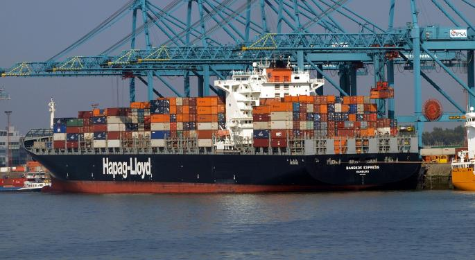 Dry Bulk Shipping Update: JPMorgan Sees Global Supply Growth Falling Below 3%