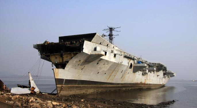 The Shipbreaking Industry Where Workers Die On The Shores Of Bangladesh