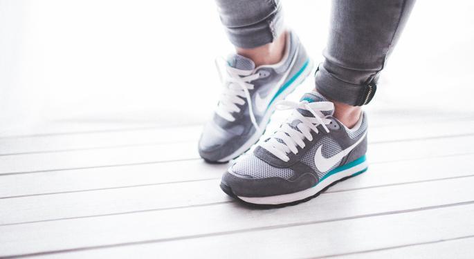 Nike Reports Q4 Sales Beat