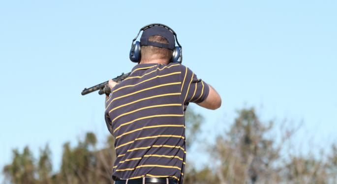 Gun Sales Could Drive Upside For Cabelas